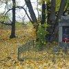 Sněžná - pomník obětem 1. světové války | čelní pohledová strana obnoveného pomníku obětem 1. světové války ve Sněžné - říjen 2015