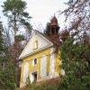 Jáchymov - kaple sv. Barbory | kaple sv. Barbory od jihu - listopad 2009