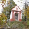 Štědrá - kaple | kaple ve Štědré po rekonstrukci - říjen 2009