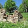 Popov - kaple | vstupní průčelí bývalé kaple od jihozápadu - květen 2011