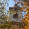 Sedlec - kostel sv. Anny | hlavní průčelí kostela sv. Anny - říjen 2010