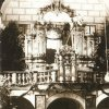 Mariánská - kostel Nanebevzetí Panny Marie 10 | hudební kruchta kostela v roce 1927