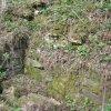 Přemilovice - stará tvrz | zachované zdivo přemilovické staré tvrze - duben 2011