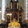 Žlutice - kostel sv. Petra a Pavla | hlavní oltář kostela sv. Petra a Pavla - září 2015