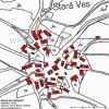 Stará Ves (Altdorf) 1 | katastrální mapa obce z roku 1945
