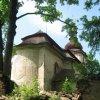 Komárov - kostel sv. Vavřince | kostel od severovýchodu - červen 2010
