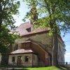 Krásné Údolí - kostel sv. Vavřince |