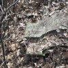 Dlouhá - pomník obětem 1. světové války | datace 1914-1918 na mohutné římse nástavce pomníku obětem 1. světové války v Dlouhé - březen 2017