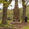Dlouhá - pomník obětem 1. světové války | obnovený pomník padlým - květen 2019
