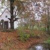 Oldříš - kaple | kaple u návesního rybníčku v obci Oldříš - říjen 2009