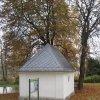 Oldříš - kaple  | závěr kaple od západu - říjen 2009