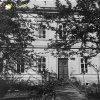 Radnice (Redenitz) | škola v Radnici na historické fotografii z roku 1935