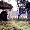 Radyně - kaple Panny Marie | zchátralá kaple Panny Marie v Radyni kolem roku 1965