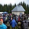 Rozhraní - kaple sv. Jana Nepomuckého | slavnostní vysvěcení obnovené kaple dne 17. května 2014