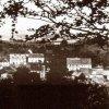 Ostré (Westrum) | celkový pohled na ves Ostré z doby před rokem 1945