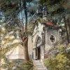 Karlovy Vary - kaple Panny Marie | kaple Panny Marie v roce 1913