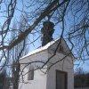 Jeřeň - kaple | kaple od severovýchodu - únor 2011