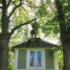 Polom - kaple sv. Anny | severní průčelí kaple sv. Anny - září 2013