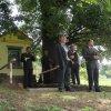 Pulovice - kaplička sv. Huberta | slavnostní vysvěcení obnovené kapličky 26. července 2014