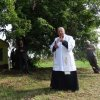 Pulovice - kaplička sv. Huberta | světící kněz Mgr. František Kišš dne 26. července 2014