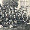 Doupov (Duppau) | orchestr gymnázia v Doupově na fotografii z roku 1908