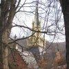 Karlovy Vary - kostel sv. Lukáše | kostel sv. Lukáše - březen 2010