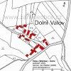 Valov (Wohlau) | Dolní Valov na katastrální mapě z roku 1945