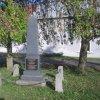 Údrč - pomník obětem 1. světové války | zadní strana pomníku obětem 1. světové války - říjen 2010