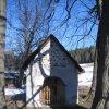 Mariánská - kaple | kaple na Mariánské - únor 2011