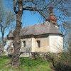 Chlum - kostel sv. Jiljí | kostel sv. Jiljí od jihovýchodu - duben 2016