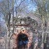 Čichalov - kaple  Panny Marie | vstupní průčelí kaple Panny Marie - únor 2011