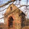 Tocov - kaple sv. Floriána | kaple od jihozápadu - březen 2011