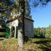 Nové Město - kaple Panny Marie Altöttingské | kaple Panny Marie Altöttingské od východu - říjen 2013