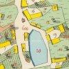 Smilov - kaple Panny Marie | obecní kaple Panny Marie na mapě císařského otisku stabilního katastru obce Smilov (Schmidles) z roku 1841