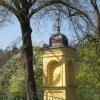 Karlovy Vary - kaplička sv. Vavřince | barokní kaplička sv. Vavřince - duben 2011