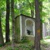 Šemnice - kaplička | výklenková kaplička v lesích při cestě ke Stichlovu Mlýnu - červenec 2009