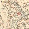 Žlutice - kaple sv. Jana Nepomuckého   kaple sv. Jana Nepomuckého u Jánského mlýna na mapě 3. vojenského mapování