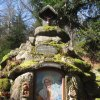 Karlovy Vary - lesní pobožnost | obraz Srdce Ježíšova - březen 2011