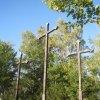 Karlovy Vary - Tři kříže | Tři kříže na Tříkřížovém vrchu - říjen 2011