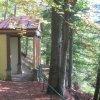 Karlovy Vary - Findlaterův altán | empírový Findlaterův altán v lázeňských lesích - říjen 2011