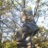 Karlovy Vary - busta Petra Velikého | busta Petra Velikého - říjen 2011