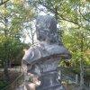 Karlovy Vary - busta Petra Velikého | busta Petra Velikého - září 2011