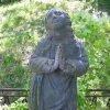 Drahovice – socha Panny Marie | Panna Marie Neposkvrněná - červen 2009