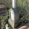 Verušice - Siemerův kříž | ulomený vrcholový kříž - říjen 2012