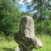 Hory - smírčí kříž | smírčí kříž u samoty Vildenava - červen 2013