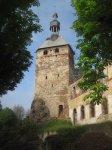 Hřebeny - hrad a zámek Hartenberg |