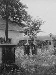 Dlouhá Lomnice - hřbitovní kříž |