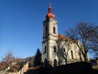 Bečov nad Teplou - kostel sv. Jiří |