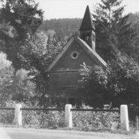 Bečov nad Teplou - kaple sv. Josefa