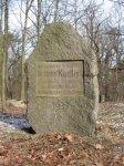 Tocov - pomník Hanse Kudlicha |